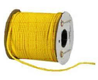 Floating Yellow Polypropylene Rope